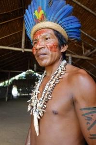Chefe Pinó da Comunidade Tatuyo